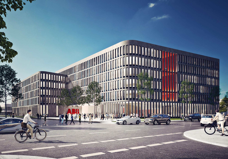 So könnte der zukunftsgerichtete Mannheimer ABB-Standort bald aussehen.<br><span class='image_copyright'>ATP</span><br>
