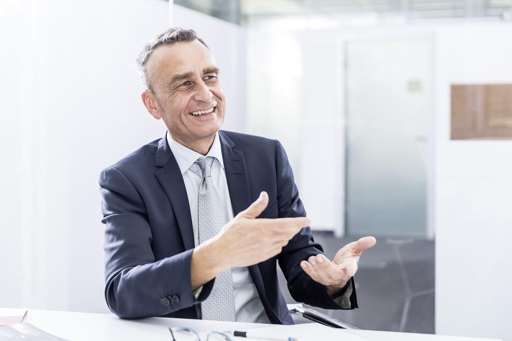 Andreas Rieser, Geschäftsführer ATP Nürnberg.<br><span class='image_copyright'>ATP/Rauschmeir</span><br>