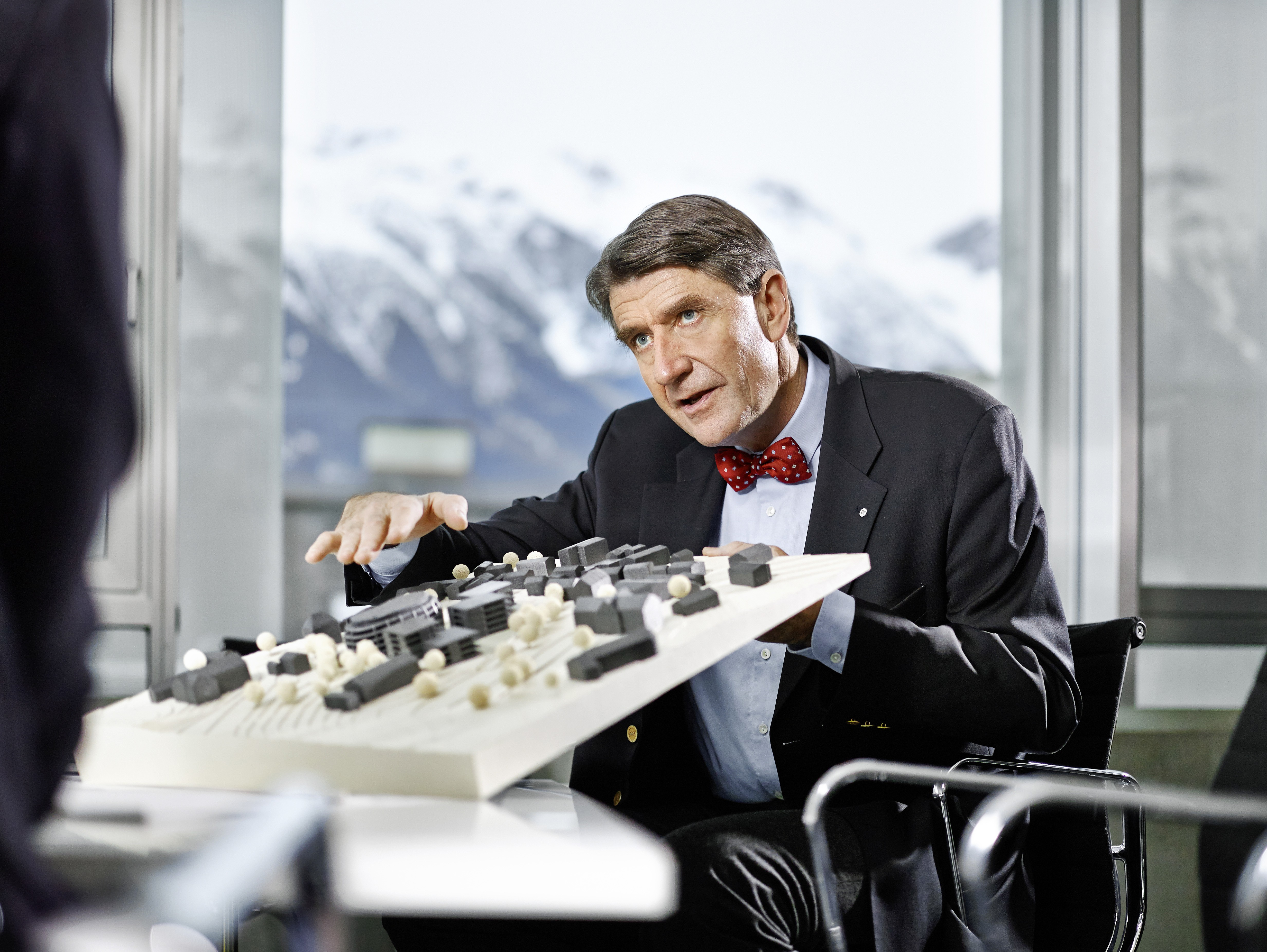ATP-CEO Christoph M. Achammer<br><span class='image_copyright'>Foto: ATP/Beck</span><br>