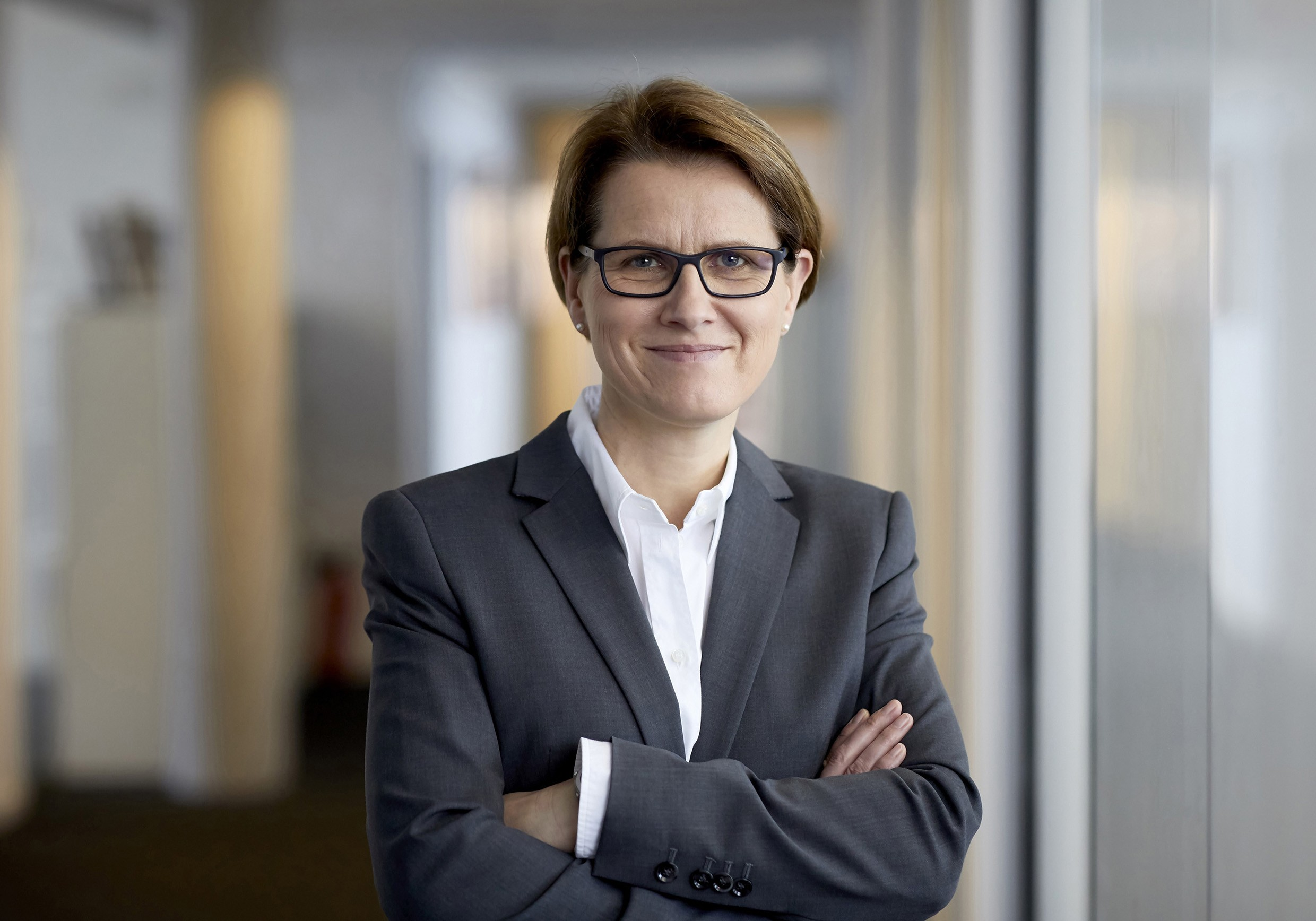 Solveig Hillebrecht has been making use of her expertise as part of the management team of ATP Frankfurt since January 2019.<br><span class='image_copyright'>ATP/Rauschmeir</span><br>