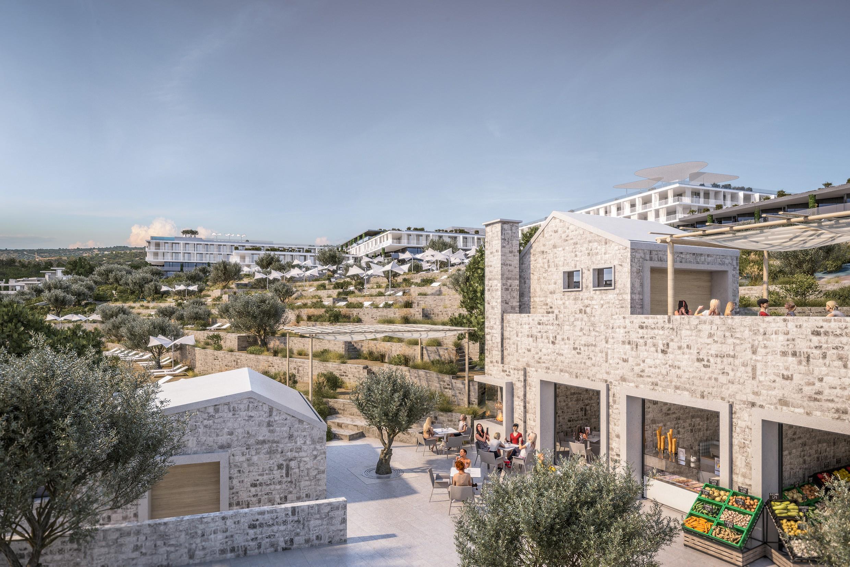 Das Prim Bay Resort soll auf einer Fläche von rund 51.000 qm entstehen.<br><span class='image_copyright'>Visualisierung: ATP/ZOOMVP</span><br>