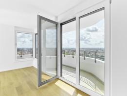Großzügige Balkone vergrößern den Wohnraum der Appartements im Außenbereich.<br><span class='image_copyright'>ATP/Becker</span><br>