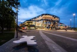 Reinvigorating the city: ALEJA in Šiška District.<br><span class='image_copyright'>Jost Gantar/VELIKA</span><br>