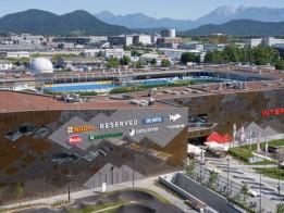 Stadtteil- und Shoppingzentrum ALEJA in Ljubljana, von ATP integral mit BIM geplant. Fotos: ATP/Pierer<br><span class='image_copyright'>ATP/Pierer</span><br>