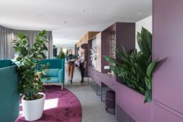 Die neuen Büros laden zu Kreativität und Kommunikation.<br><span class='image_copyright'>ATP/Bause</span><br>