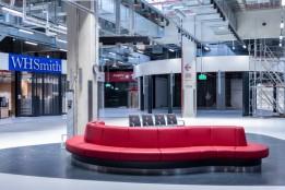 In Rekordzeit geplant von ATP/amd: Terminal 2 am Flughafen BER.<br><span class='image_copyright'>FBB/Günter Wicker</span><br>