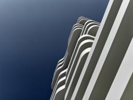 Die Ästhetik des IN-Towers basiert auf den charakteristischen Balkonen<br><span class='image_copyright'>ATP/Becker</span><br>