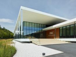 Von ATP architekten ingenieure integral mit BIM geplant: IWC Manufakturzentrum.<br>
