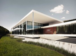 Von ATP Zürich integral geplant: IWC Manufakturzentrum.<br><span class='image_copyright'>Adrian Bretscher/Getty Images for IWC</span><br>
