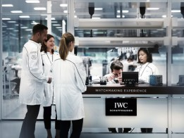 IWC Showroom<br><span class='image_copyright'>Adrian Bretscher/Getty Images for IWC</span><br>