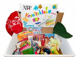 The ATP Creative Crate.<br><span class='image_copyright'>ATP/Saitner-Zangerl</span><br>
