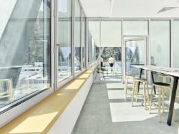Frischluft tanken: Die Terrasse als idealer Ort für Pausen im Freien.<br><span class='image_copyright'>ATP/Becker</span><br>