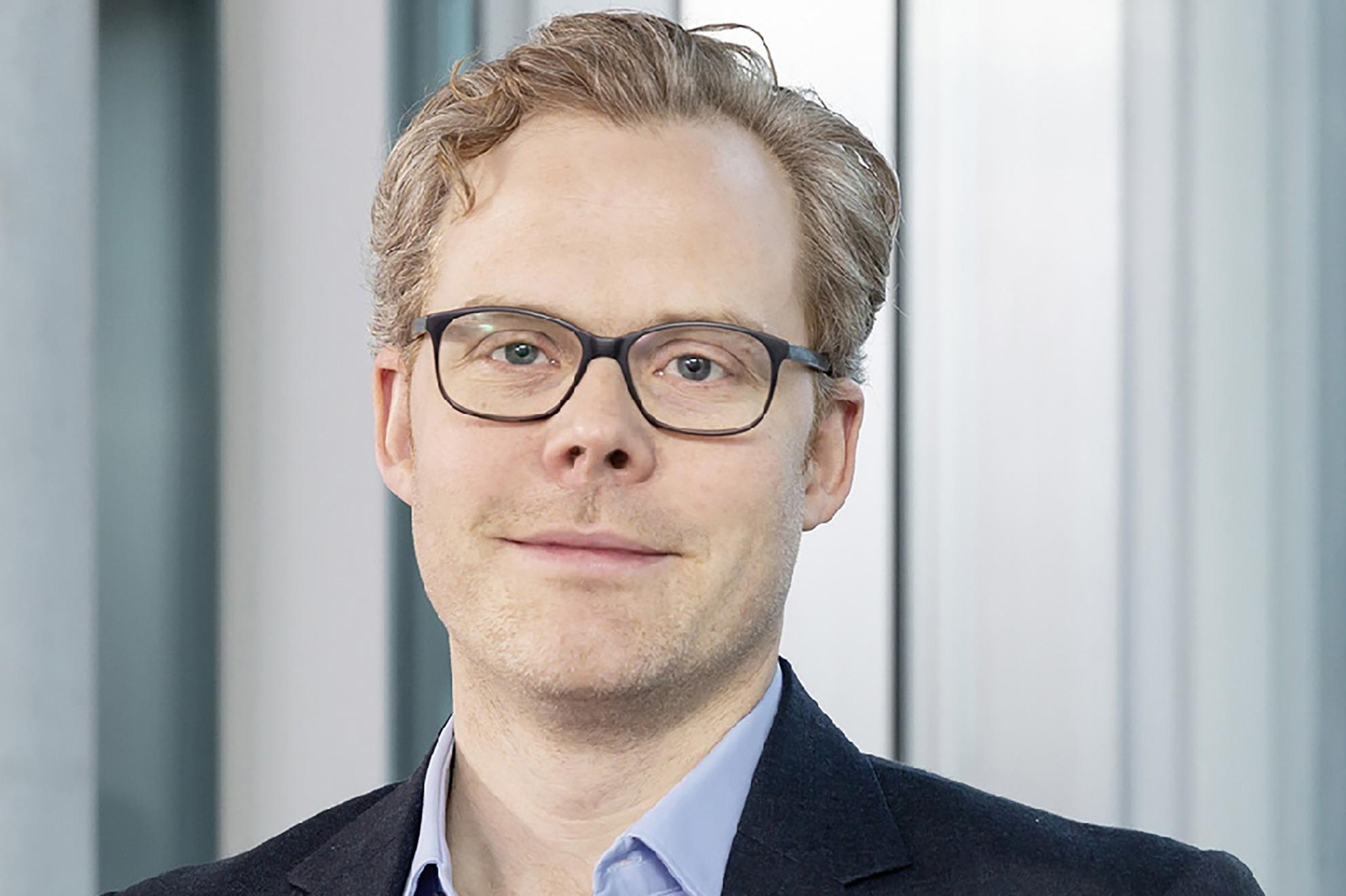 Neuzugang in der Geschäftsführung von ATP-Berlin: Niklas Veelken.<br><span class='image_copyright'>ATP/Rauschmeir</span><br>