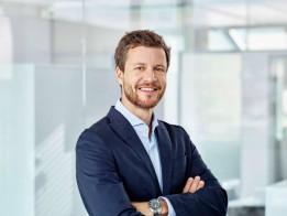 Architekt Paul Ohnmacht ist Head of Design und Experte für moderne Bürowelten bei ATP Innsbruck.<br><span class='image_copyright'>ATP/Becker</span><br>