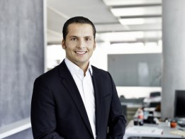 Architect Philipp Pfister, ATP's lead project manager.<br><span class='image_copyright'>ATP/Becker</span><br>