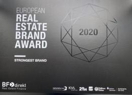 Der Real Estate Brand Award gehört zu den wichtigsten Anerkennungen der Immobilienwirtschaft.<br><span class='image_copyright'>ATP</span><br>