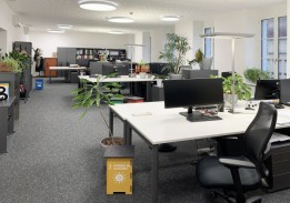 ATP sustain's new open plan office.<br><span class='image_copyright'>ATP sustain</span><br>