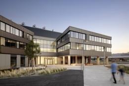 Stadt der Zukunft: Der zweite Bauteil des Technologiezentrum Seestadt ist fertiggestellt.<br><span class='image_copyright'>ATP/Kuball</span><br>