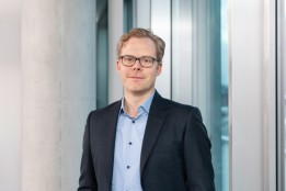 Dual Management Team: Jörg Balow and Niklas Veelken (pictured) lead ATP's office in Berlin.<br><span class='image_copyright'>ATP/Rauschmeir</span><br>