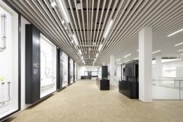 Interaktiver Ausstellungsbereich der Viega-Produktwelt.<br><span class='image_copyright'>ATP/Kuball</span><br>