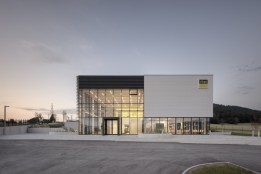 Die hohe Planungsqualität verdankt das neue Viega-Gebäude der Integralen Planungsweise.<br><span class='image_copyright'>ATP/Kuball</span><br>