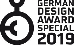 Logo German Design Award<br><span class='image_copyright'>German Design Award</span><br>