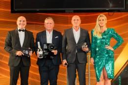 ATP partners Horst Reiner and Dario Travaš at the award ceremony<br><span class='image_copyright'>EUREB/Lothar Koethe Photography</span><br>