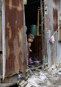 Die Müllkinder von Phom Penh kämpfen in den Slums ums nackte Überleben.<br><span class='image_copyright'>Smiling Gecko Cambodia</span><br>