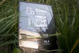 Das tz2 ist mit 935 von 1.000 Punkten ein Vorzeigeprojekt in Sachen Nachhaltigkeit.<br><span class='image_copyright'>Wirtschaftsagentur Wien/TIRZA Photography</span><br>